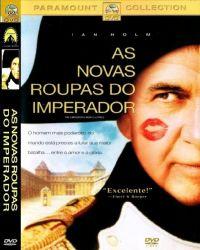 DVD A NOVA ROUPA DO IMPERADOR - IAN HOLM