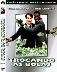 DVD TROCANDO AS BOLAS - EDDIE MURPHY