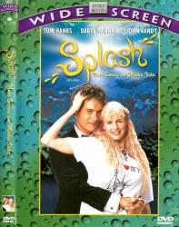 DVD SPLASH - UMA SEREIA EM MINHA VIDA - TOM HANKS