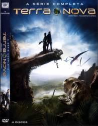 DVD TERRA NOVA - 1 TEMP - 4 DVD