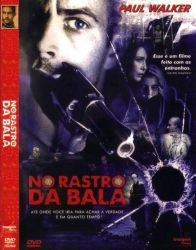 DVD NO RASTRO DA BALA - PAUL WALKER