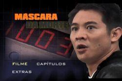 DVD MASCARA DA MORTE - JET LI