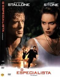 DVD O ESPECIALISTA - SYLVESTER STALLONE