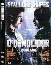 DVD O DEMOLIDOR - SYLVESTER STALLONE