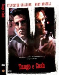 DVD TANGO E CASH - SYLVESTER STALLONE - DUBLADO e LEGENDADO
