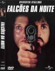 DVD FALCOES DA NOITE - SYLVESTER STALLONE