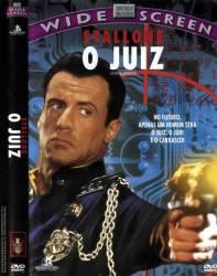 DVD O JUIZ - SYLVESTER STALLONE