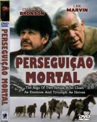 DVD PERSEGUIÇAO MORTAL - CHARLES BRONSON