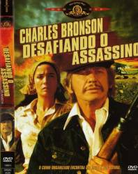 DVD DESAFIANDO O ASSASSINO - CHARLES BRONSON