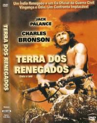 DVD TERRA DOS RENEGADOS - CHARLES BRONSON