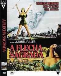DVD FLECHA SAGRADA - CHARLES BRONSON - 1957