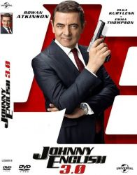 DVD JOHNNY ENGLISH 3.0 - ROWAN ATKISON