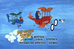 DVD DICK VIGARISTA E MUTTLEY 3 DVD