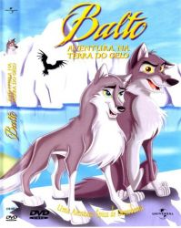 DVD BALTO 2 - AVENTURA NA TERRA DO GELO