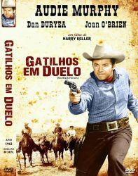 DVD GATILHOS EM DUELO - AUDIE MURPHY