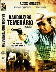 DVD BANDOLEIRO TEMERARIO - AUDIE MURPHY