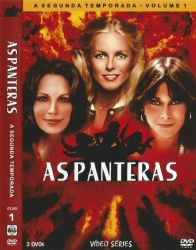 DVD AS PANTERAS - 2 TEMP - 6 DVDs