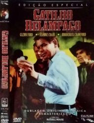 DVD GATILHO RELAMPAGO - GLENN FORD
