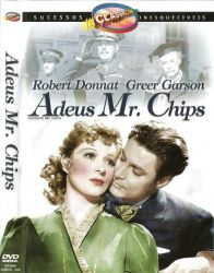 DVD ADEUS MR CHIPS - 1939