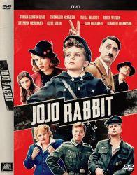 DVD JOJO RABBIT - SAM ROCKWELL