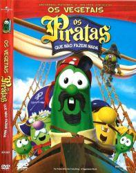 DVD OS VEGETAIS - OS PIRATAS QUE NAO FAZEM NADA
