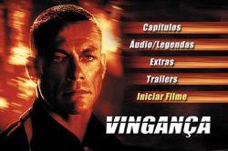 DVD VINGANÇA - JEAN-CLAUDE VAN DAMME