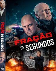 DVD FRAÇAO DE SEGUNDOS - BRUCE WILLIS