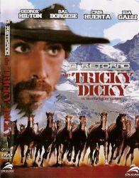 DVD O RETORNO DE TRICKY DICKY - GEORGE HILTON