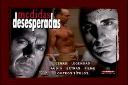 DVD MEDIDAS DESESPERADAS - MICHAEL KEATON