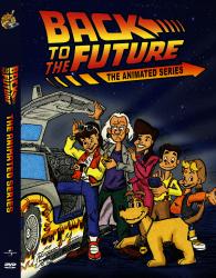 DVD DE VOLTA PARA O FUTURO - DESENHO - 1T 2 DVD