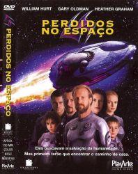 DVD PERDIDOS NO ESPAÇO - 1998