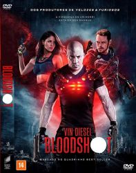 DVD BLOODSHOT - VIN DIESEL