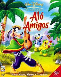 DVD ALO AMIGOS