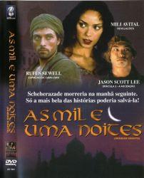 DVD AS MIL E UMA NOITES - 2000 - RUFUS SEWELL