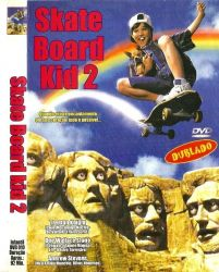 DVD SKATE BOARD KID 2