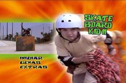DVD SKATE BOARD KID 2