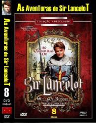 DVD AS AVENTURAS DE SIR LANCELOT - 1956 - 8 DVDs
