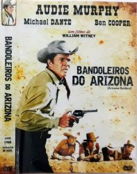 DVD BANDOLEIROS DO ARIZONA - AUDIE MURPHY