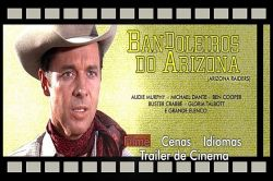 DVD BANDOLEIROS DO ARIZONA - AUDIE MURPHY