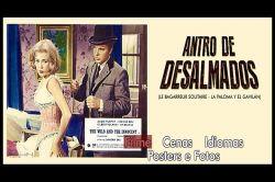 DVD ANTRO DE DESALMADOS - AUDIE MURPHY