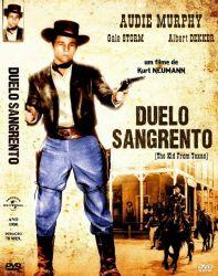 DVD DUELO SANGRENTO - AUDIE MURPHY