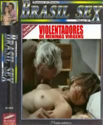 DVD VIOLENTADORES DE MENINAS VIRGENS - PORNOCHANCHADA
