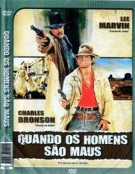 DVD QUANDO OS HOMENS SAO MAUS - CHARLES BRONSON