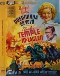 DVD QUERIDINHA DO VOVO - SHIRLEY TEMPLE