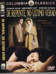 DVD DE REPENTE NO ULTIMO VERAO - 1959