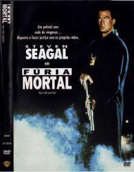 DVD FURIA MORTAL - STEVEN SEAGAL