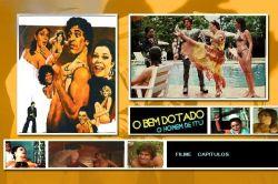 DVD O BEM DOTADO HOMEM DE ITU - PORNOCHANCHADA