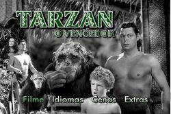 DVD TARZAN - O VENCEDOR