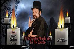 DVD O ESTRANHO MUNDO DE ZE DO CAIXAO