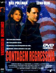DVD CONTAGEM REGRESSIVA - BILL PULLMAN